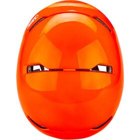 ABUS Scraper 3.0 Casco Bambino, shiny orange